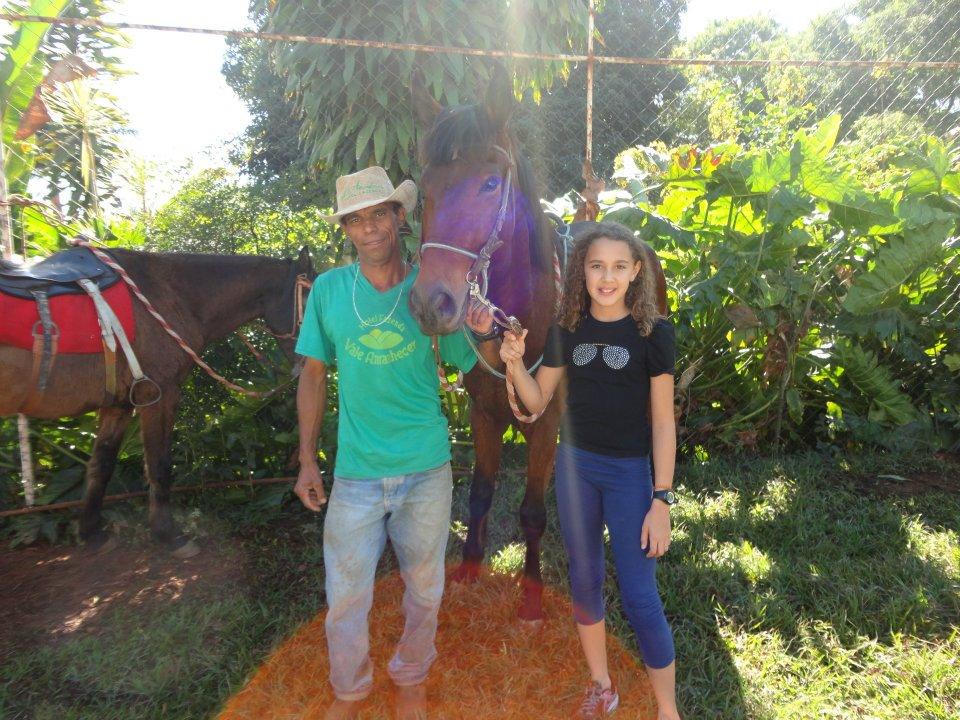 Carlinhos e Luana
